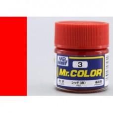 Red Mr. Color 10ml. boja