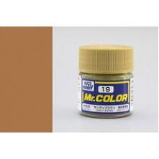 Pesak/Braon Mr. Color 10ml. boja