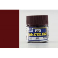 Hull Red Mr. Color 10ml. boja