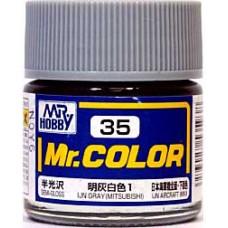 IJN siva (Mitsubishi) Mr. Color 10ml. boja