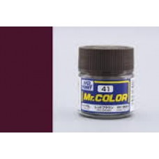 Red Brown Mr. Color 10ml. boja