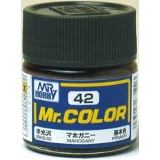 Mahagoni Mr. Color 10ml. boja