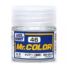 Clear Mr. Color 10ml. boja
