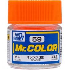 Oranz Mr. Color 10ml. boja