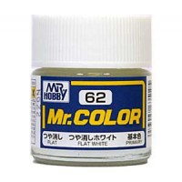Flat White Mr. Color 10ml. boja