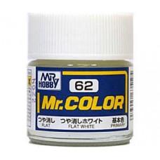 Flat White Mr. Color 10ml. boja