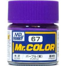 Purple Mr. Color 10ml. boja