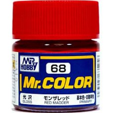 Madder Red Mr. Color 10ml. boja