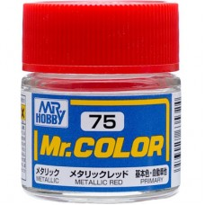 Metallic Crvena Mr. Color 10ml. boja