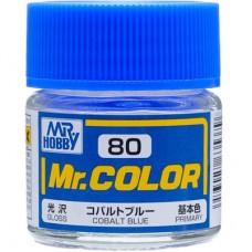 Kobalt Plava Mr. Color 10ml. boja