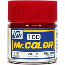 Vinsko Crvena Mr. Color 10ml. boja