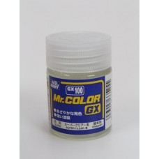 GX-100 Mr.Color Super Clear Mr. Color 18ml. lak