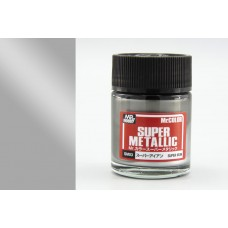 SM-03 Super Iron Mr. Color Super Metallic solventne akrilne boje 18ml