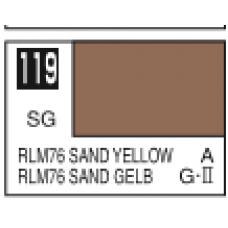 Pesak-Zuta RLM76 Mr. Color 10ml. boja