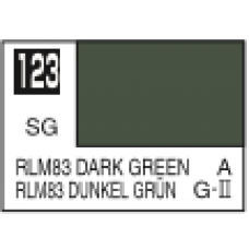 Tamno Zelena RLM83 Mr. Color 10ml. boja
