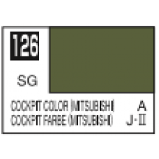 Kokpit(Mitsubishi) Mr. Color 10ml. boja