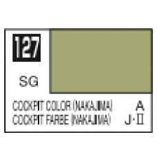 Kokpit(Nakajima) Mr. Color 10ml. boja