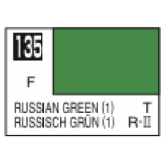 Rusko-Zelena(1) Mr. Color 10ml. boja