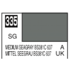 Srednje-Morskosiva-BS381C640 Mr. Color 10ml. boja
