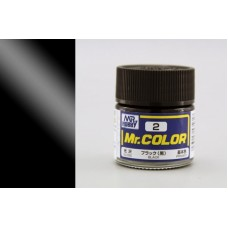 Crna Mr. Color 10ml. boja