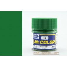 Zelena Mr. Color 10ml. boja