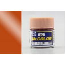 Bakarna Mr. Color 10ml. boja