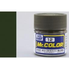 Olive Drab Mr. Color 10ml. boja