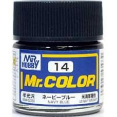 Mornaricko plava Mr. Color 10ml. boja