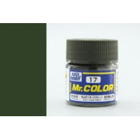 RLM71 Dark Green Mr. Color 10ml. boja