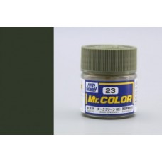 Tamno zelena (2) Mr. Color 10ml. boja