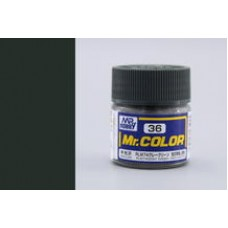 Sivo-zelena RLM74 Mr. Color 10ml. boja