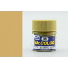Tamno-zuta Mr. Color 10ml. boja