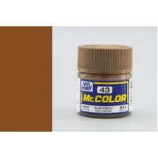 Drvo-braon Mr. Color 10ml. boja