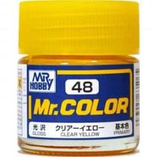 Providno-zuta Mr. Color 10ml. boja
