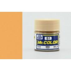 Flesh Mr. Color 10ml. boja