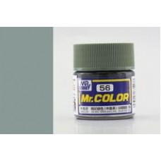 IJN sivo-zelena Mr. Color 10ml. boja
