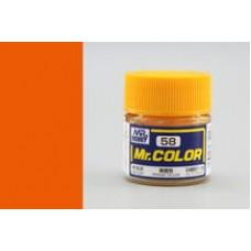 Oranz-zuta Mr. Color 10ml. boja