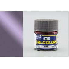 Burnt Iron Mr. Color 10ml. boja