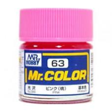 Pink Mr. Color 10ml. boja
