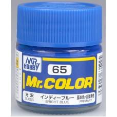 Bright Blue Mr. Color 10ml. boja