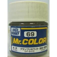 Off White Mr. Color 10ml. boja