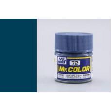 Intermediate Blue Mr. Color 10ml. boja
