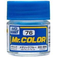Metallic Plava Mr. Color 10ml. boja
