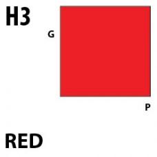 H3 Crvena Aqueous Hobby 10 ml. boja