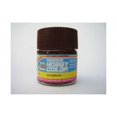 H456 Dust Brown Aqueous Hobby 10 ml. boja