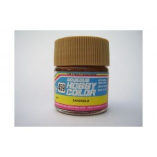 H459 Sand Yellow Aqueous Hobby 10 ml. boja