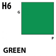 H6 Green Aqueous Hobby 10 ml. boja