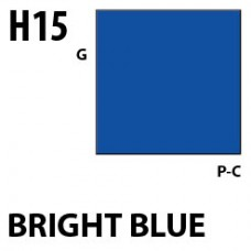 H15Bright Blue Aqueous Hobby 10 ml. boja