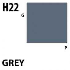 H22 Gray Aqueous Hobby 10 ml. boja
