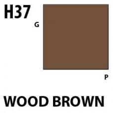 H37 Wood Brown Aqueous Hobby 10 ml. boja